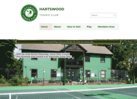 hartswoodtennis.co.uk