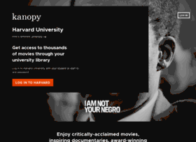 harvard.kanopystreaming.com