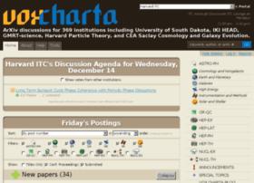 harvard.voxcharta.org