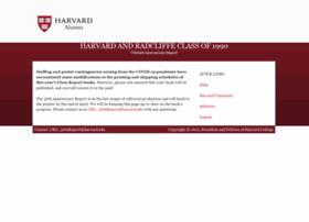 harvard90.reuniontechnologies.com
