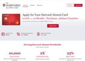 harvardcard.com