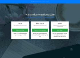 harvardconnections.com