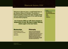 harvestacresco.com