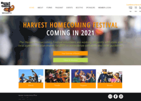 harvesthomecoming.com