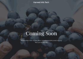 harvestinfotech.com