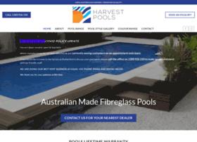 harvestpools.com.au