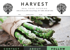 harvestrealfoodcatering.com