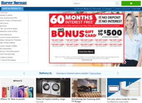 harveynormanbabyandtoys.com.au