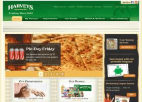 harveys-supermarkets.com