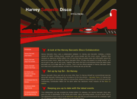 harveysarcasticdisco.com