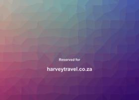 harveytravel.co.za