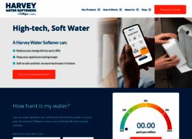 Harveywatersofteners.co.uk