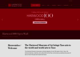 harwoodmuseum.org