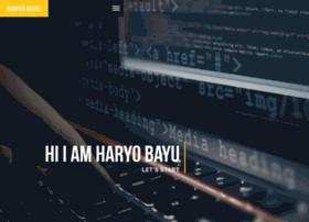 haryobayu.web.id