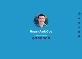 hasanaydogdu.com