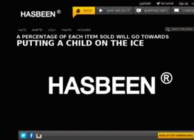 hasbeenhockeyapparel.com