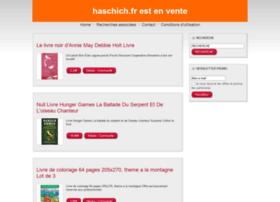 haschich.fr