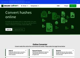 hash.online-convert.com