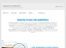 hashtag.handypress.io
