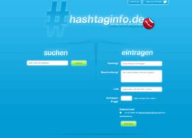 hashtaginfo.de