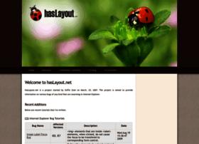 haslayout.net