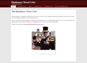haslemeretowncrier.co.uk