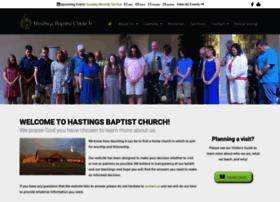 hastingsbaptist.com