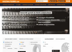 hasznaltgumik.com