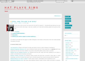 hat-plays-sims.dreamwidth.org