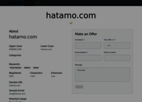hatamo.com
