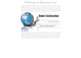 hatanu.com