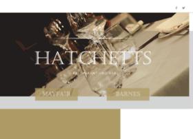 hatchetts.london