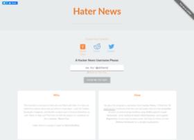 haternews.herokuapp.com