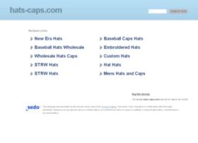 hats-caps.com