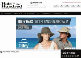 hatsbythe100.com.au