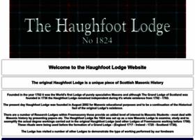 haughfoot.co.uk