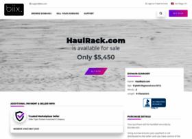 haulrack.com