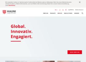 hauni-lni.com