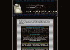 hauntedneworleanstours.com