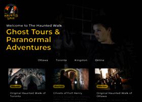 hauntedwalk.com
