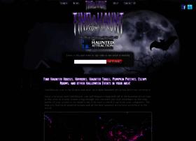 hauntingsguide.com