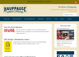 hauppaugelibrary.org