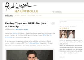 hauptrolle.red-carpet.de