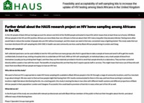 haus.org.uk