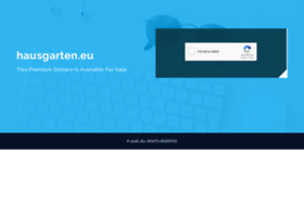 hausgarten.eu