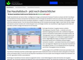 haushaltsbuch.org