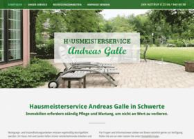 hausmeisterservice-galle.de