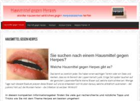 hausmittel-gegen-herpes.de