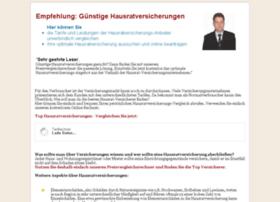 hausrat-versicherungen.net