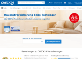 hausratvergleich.check24.de